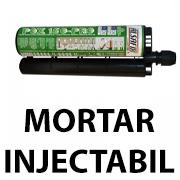 Ancore chimice tip mortar injectabil pentru fixarea barelor de armatura in beton, piatra sau caramida
