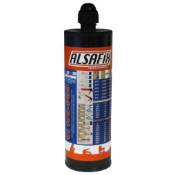 Ancora chimica mortar de injectie Alsafix VI100 PRO tub 400ml